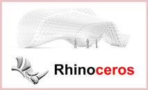 rhino ceros - آموزشگاه طراحی داخلی ، آموزشگاه دکوراسیون داخلی